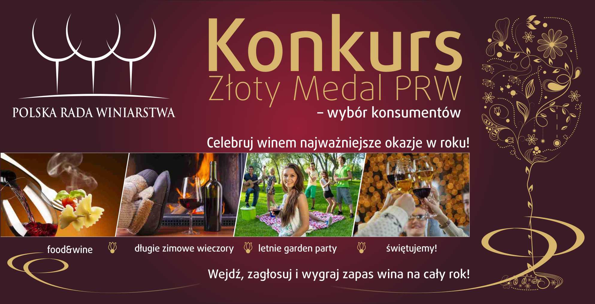 Złoty Medal PRW
